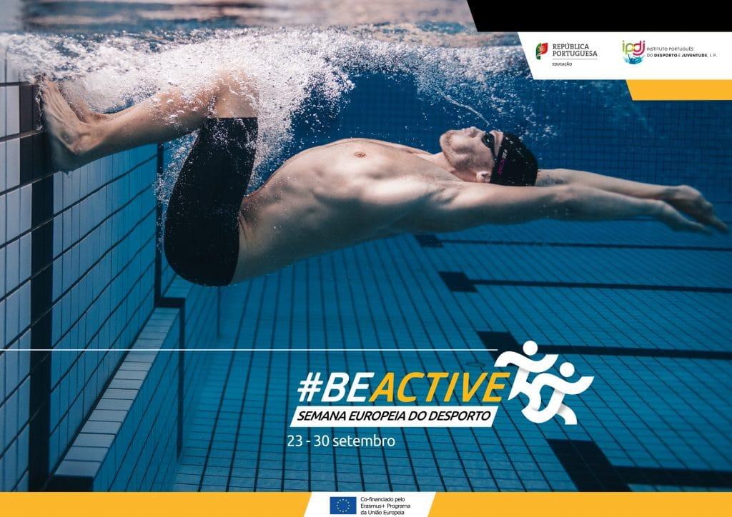 Semana Europeia do Desporto 2020 em Números