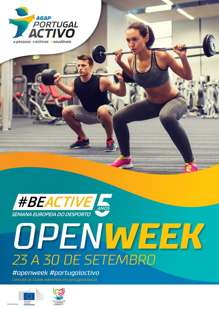 Fitness Open Week – AGAP