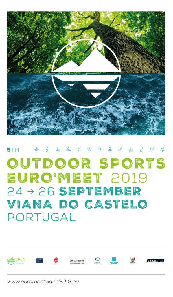 IPDJ apoia o Outdoor Sports Euro'Meet 2019
