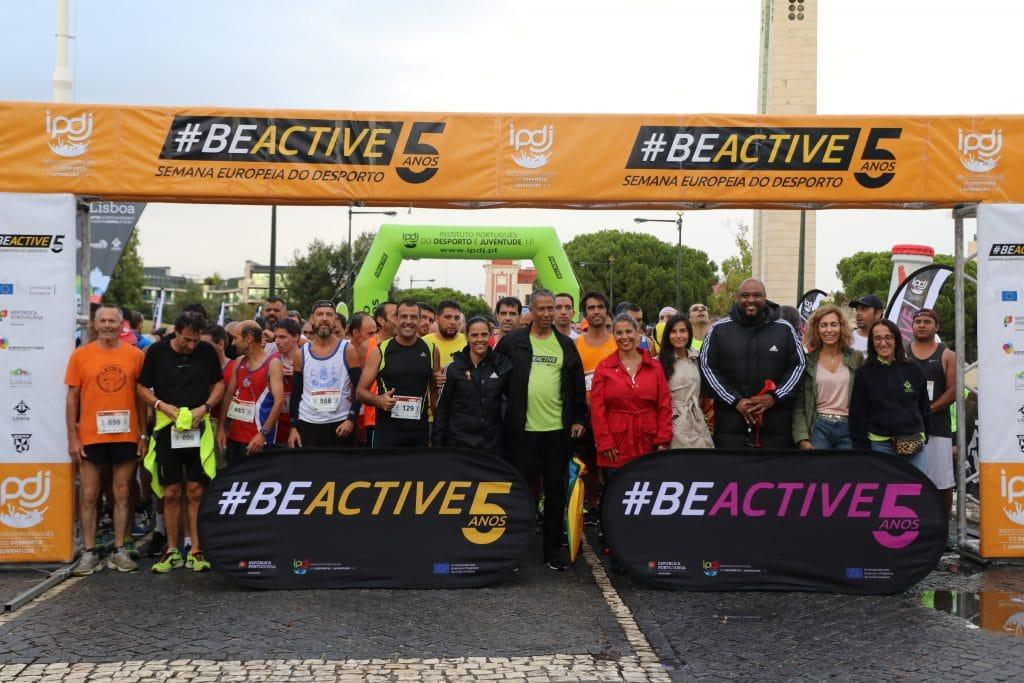 Noite #BeActive marca o início das Atividades
