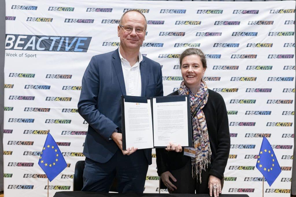 Semana Europeia do Desporto 2019 arranca em Espoo-Finlândia