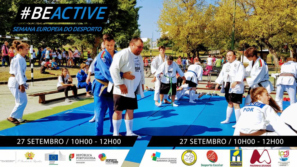 Judo4All – Judo Clube da MArinha Grande / Judo inclusivo