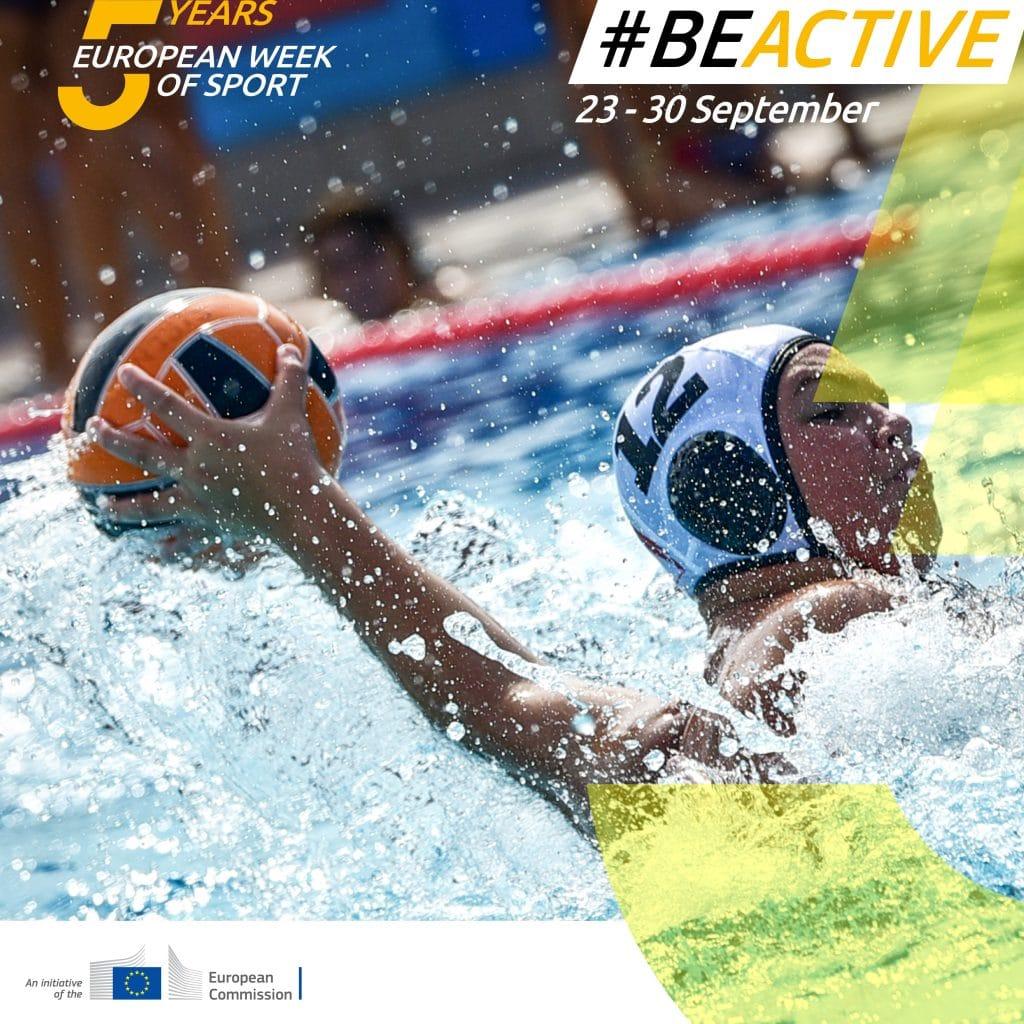 Semana Europeia do Desporto está aí!!!