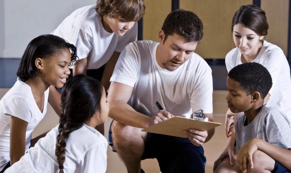 O treino e o seu potencial com as crianças!