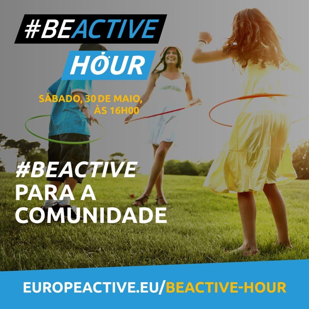 #BEACTIVE HOUR