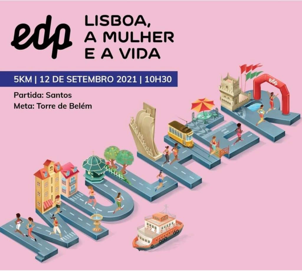 EDP Lisboa – A Mulher e a Vida!